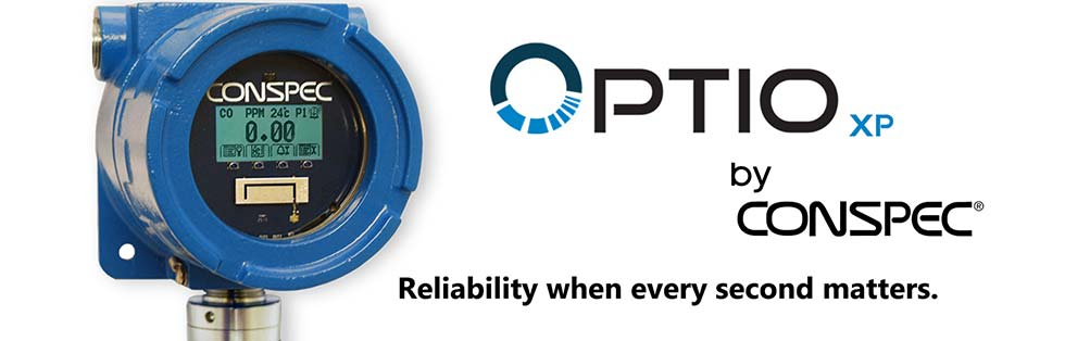 Optio XP Gas Monitoring System