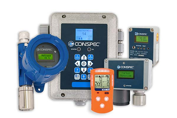 Industrial Gas Monitors and Detectors