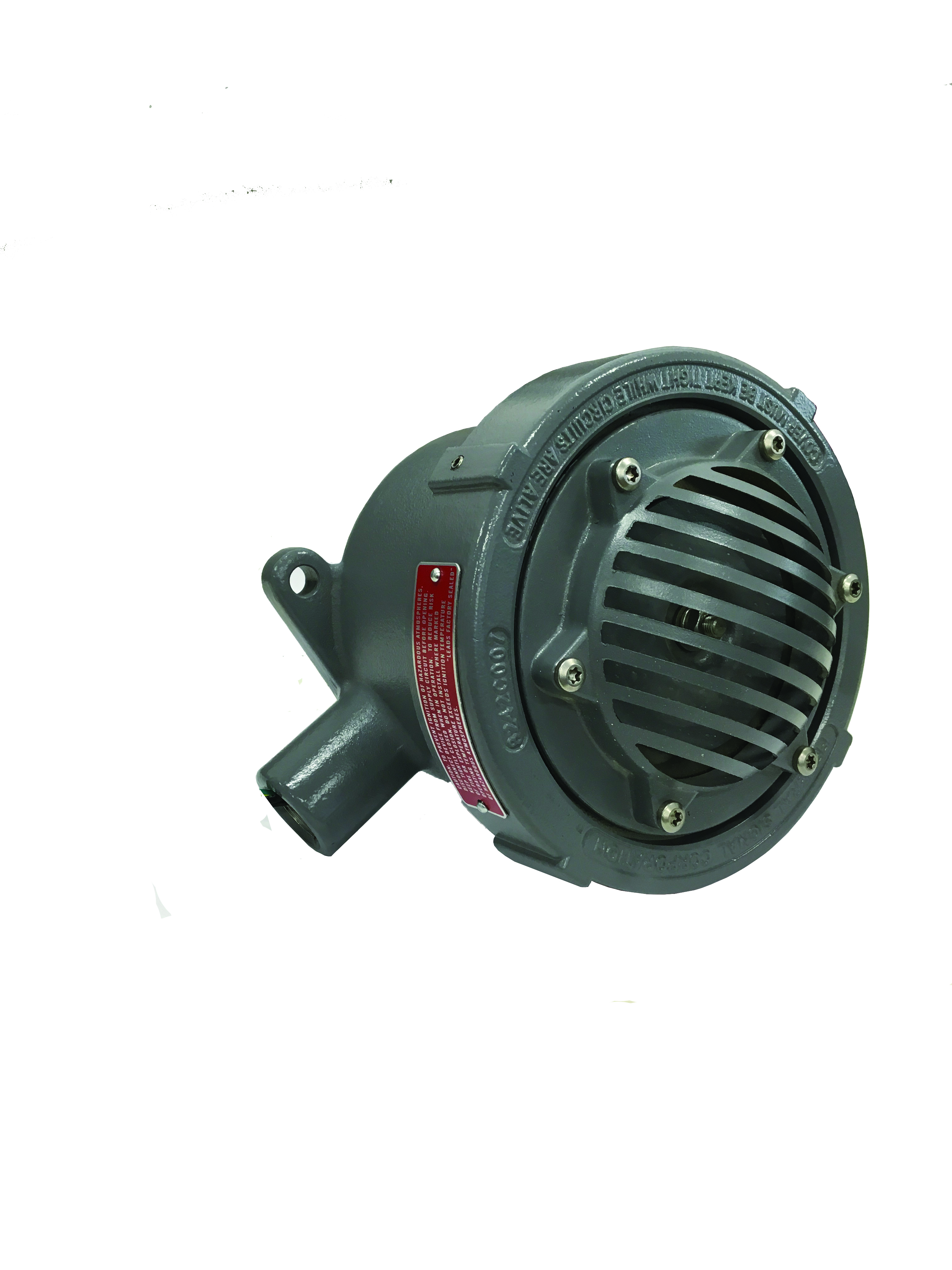 Explosion-Proof Vibrating Horn -Models 31X and 41X